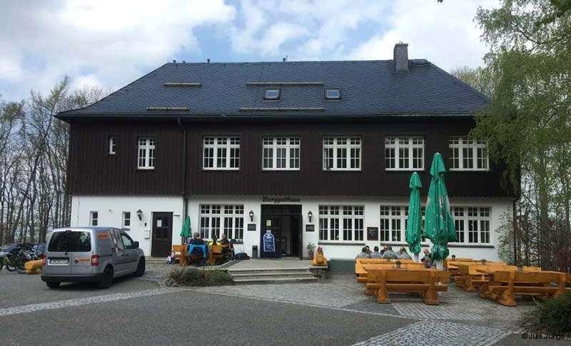 Restaurant auf dem Scheibenberg