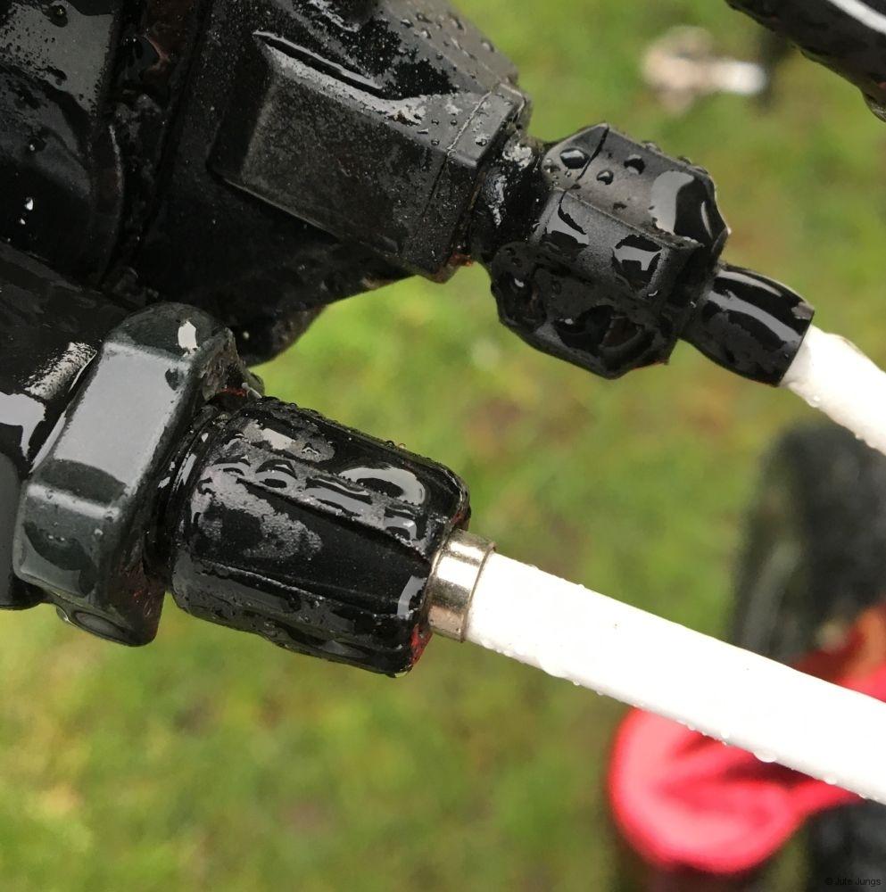 Fahrrad fit machen - Bowdenzugeinstellung